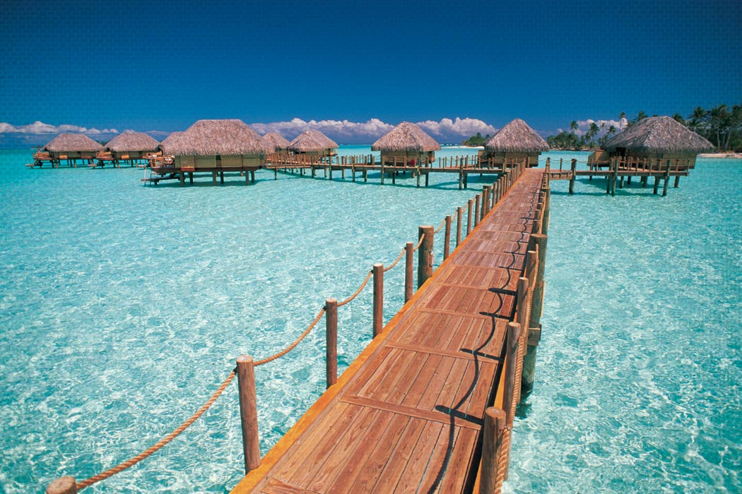 Tahiti with your sweetie?